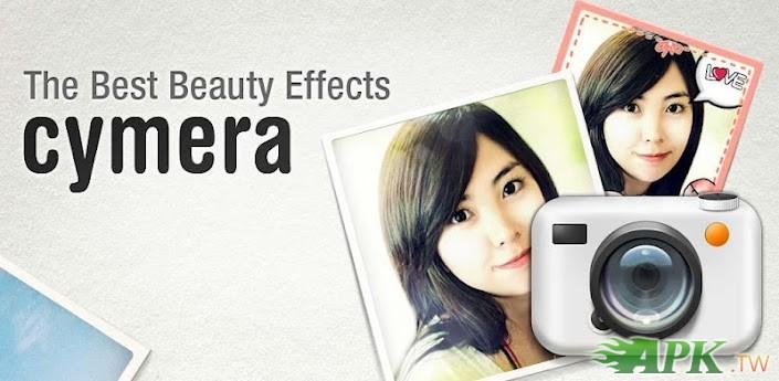 Cymera v1.2.0 令人惊艳的修图特效相机免费版