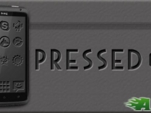 凹凸風格 ADW,APEX,HOLO,NOVA Launchers Pressed Icons v1.2已付費版